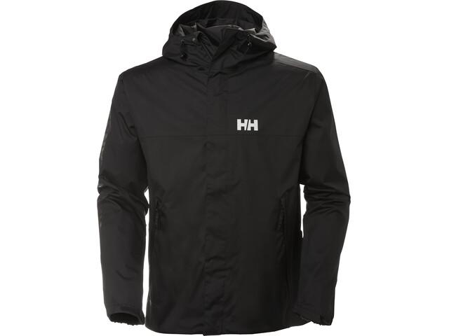 Helly Hansen Ervik Jacket Herren black